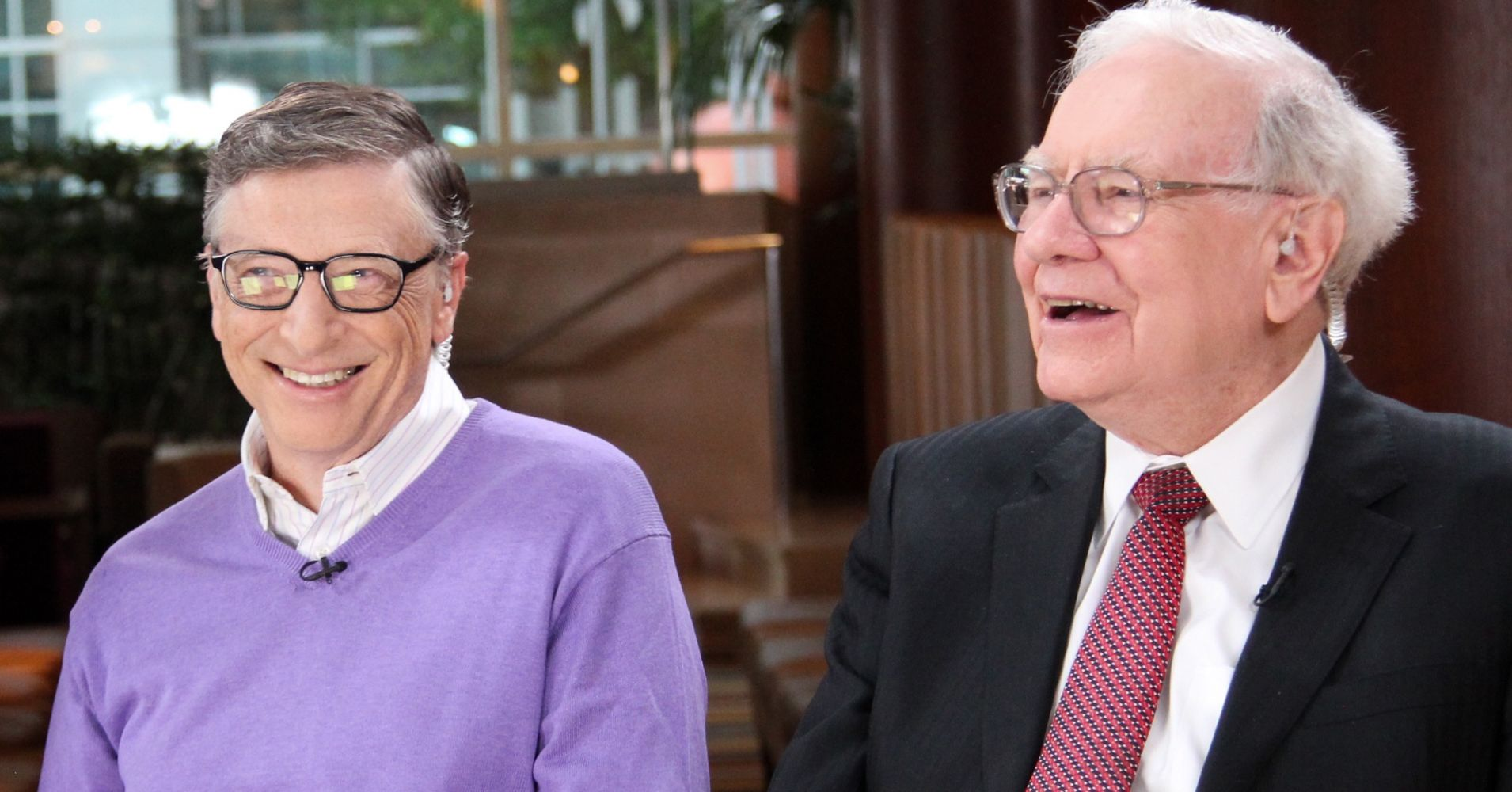 Best Life Lessons From Bill Gates and Warren Buffet