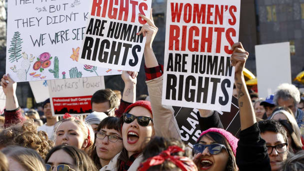 Feminism- A conventional thinking