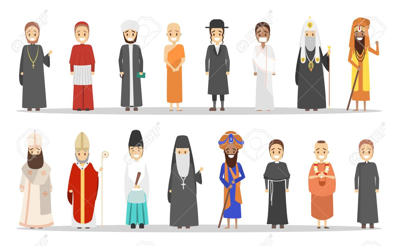 Are religious people social misfits?