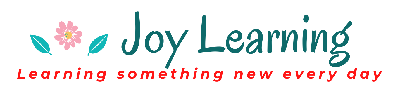Joy Learning